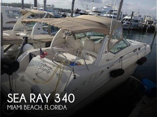 2004 Sea Ray 37 - Photo #1