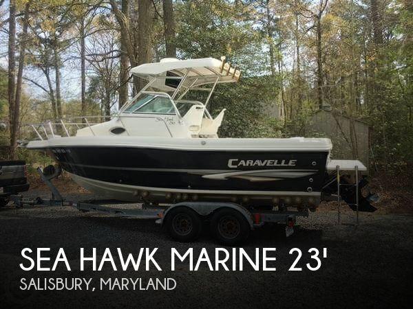 2004 Sea Hawk Marine 23 - Photo #1
