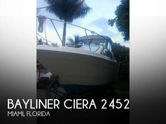 Used Bayliner 23 Boats For Sale by owner | 2002 Bayliner 23