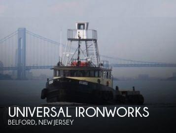1973 Universal Ironworks 94 - Photo #1