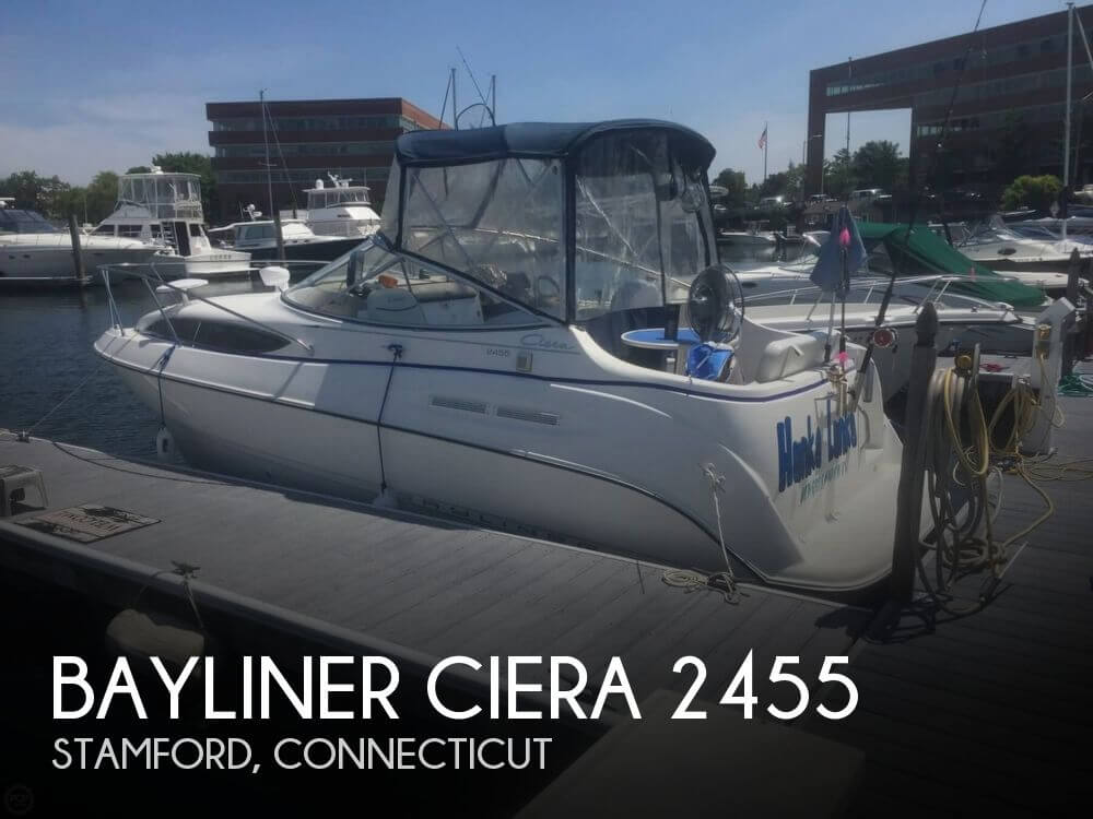2002 BAYLINER CIERA 2455 for sale