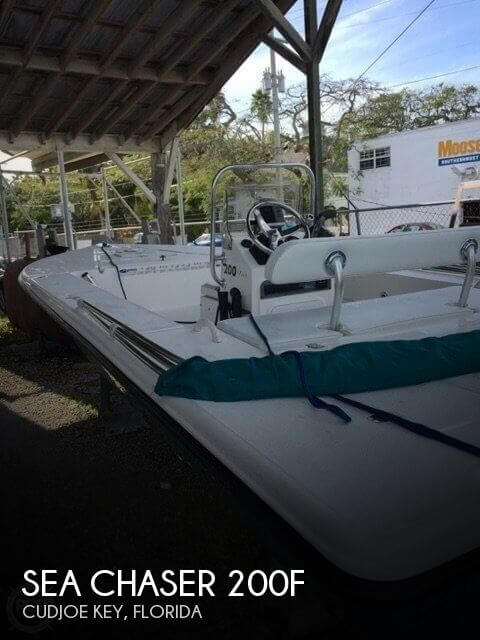 2003 SEA CHASER 200F for sale