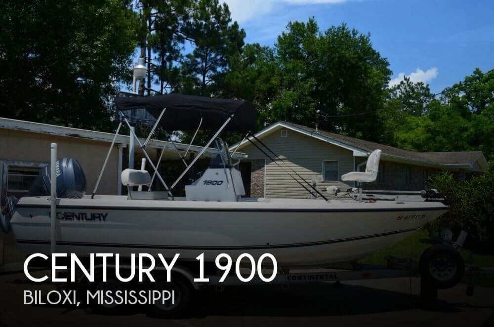 2009 CENTURY 1900 for sale