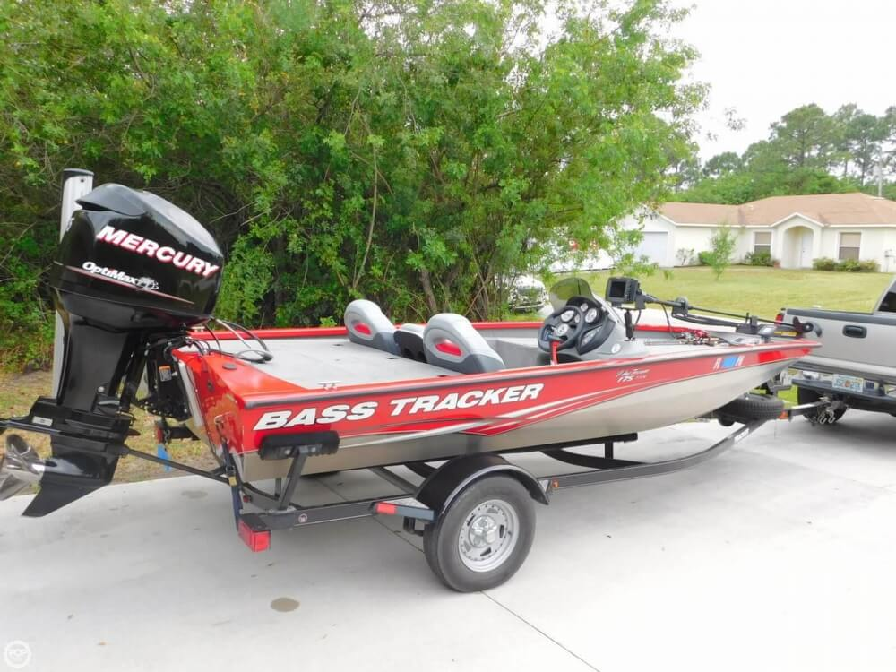 SOLD: Bass Tracker Pro Team 175 TXW boat in Port St  Lucie