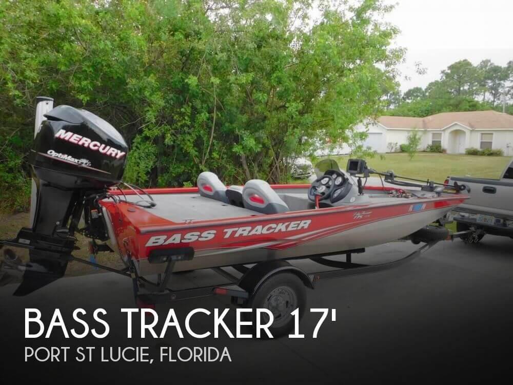2012 Bass Tracker Pro Team 175 TXW - Photo #1