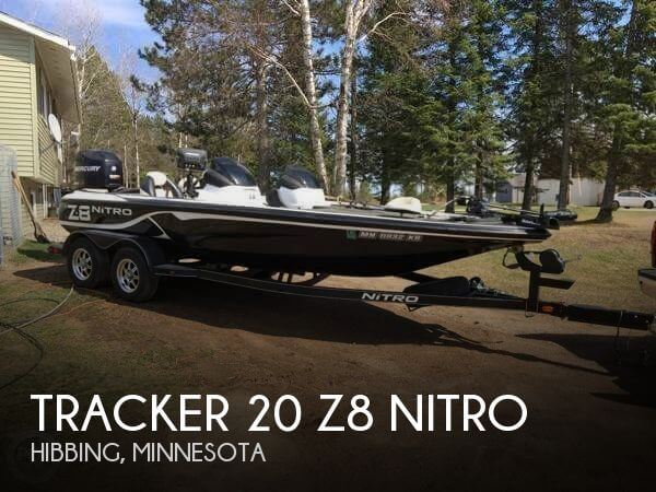 Used Boats For Sale in Duluth, Minnesota by owner | 2010 Tracker 20
