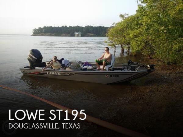 2008 LOWE ST195 for sale