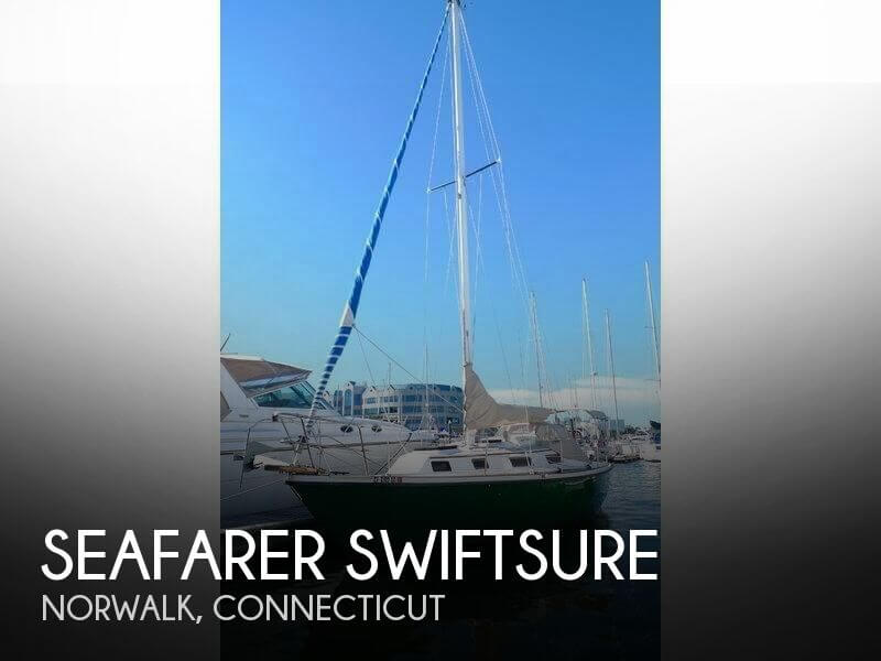 1981 Seafarer 30 - Photo #1