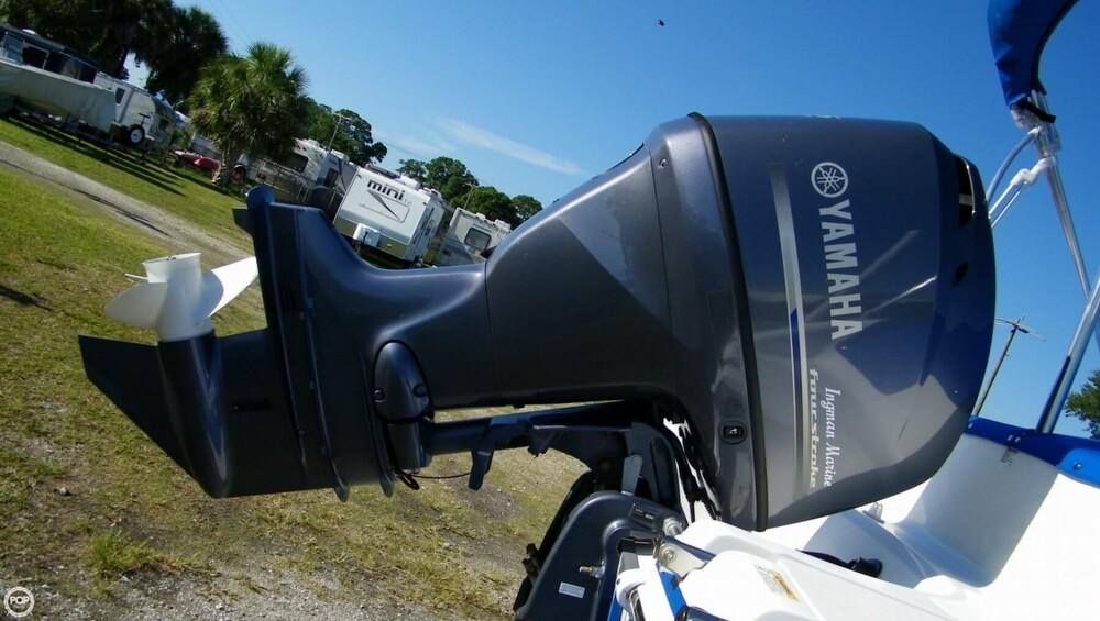 2013 Hurricane SunDeck 187 Sport - Photo #10