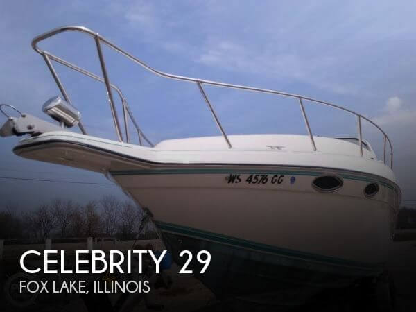 Used CELEBRITY Boats For Sale by owner | 1993 Celebrity 29