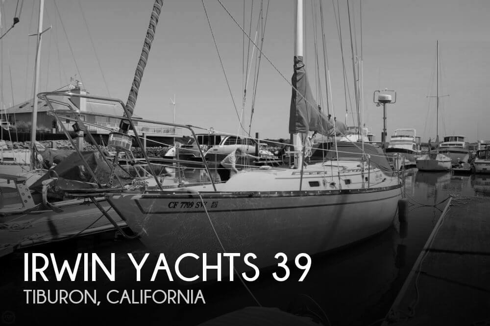 Used Irwin Boats For Sale by owner   1980 Irwin Yachts 39