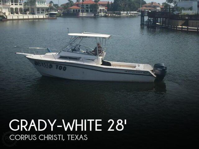 Grady white 268 islander for sale in corpus christi tx for Deep sea fishing corpus christi