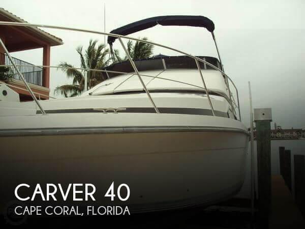 1991 Carver 40 - Photo #1