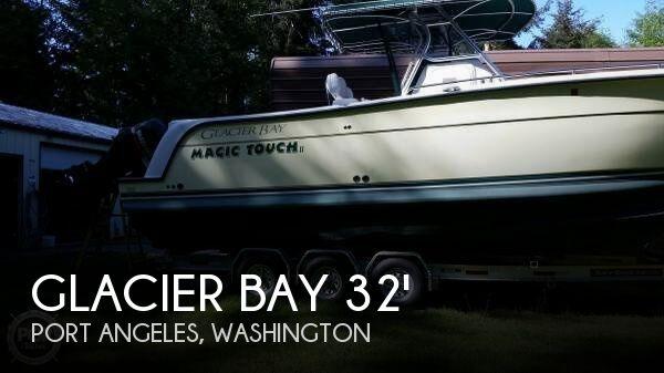 2007 GLACIER BAY 3065 CANYON RUNNER for sale
