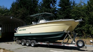 Glacier Bay 3065 Canyon Runner, 32', for sale - $99,999