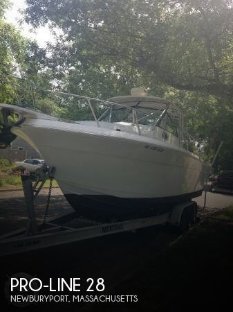 Used Boats For Sale by owner | 1987 Pro-Line 28