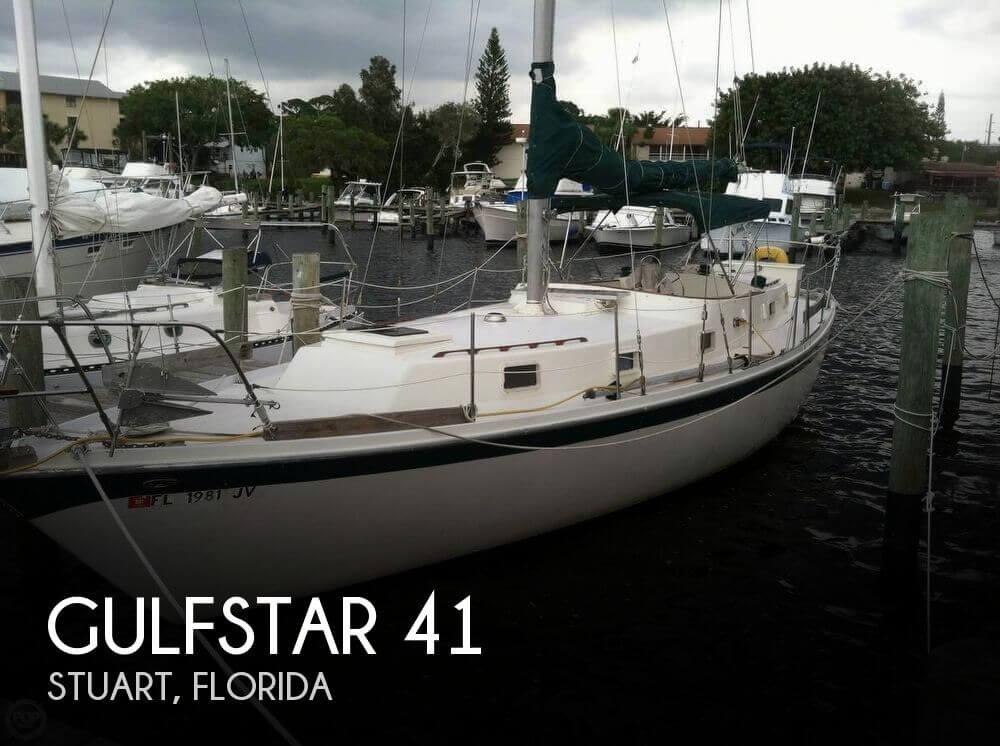 1974 Gulfstar 41 - Photo #1