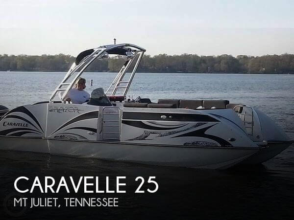 Used Boats For Sale in Clarksville, Tennessee by owner | 2014 Caravelle 25