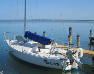 J Boats J-24, 24', for sale - $22,500
