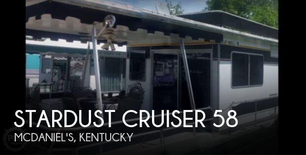 1986 Stardust Cruiser 58 - Photo #1