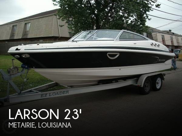 2009 Larson 23 - Photo #1