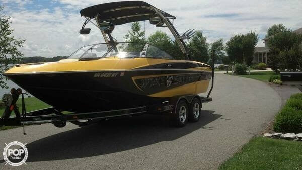2010 Malibu VLX 21 Wakesetter - Photo #9