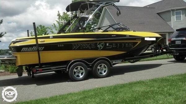 2010 Malibu VLX 21 Wakesetter - Photo #12