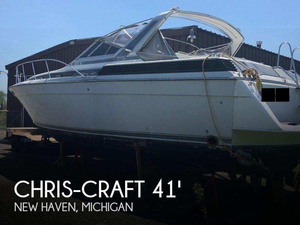 1988 Chris Craft Amerosport 412 - Photo #1