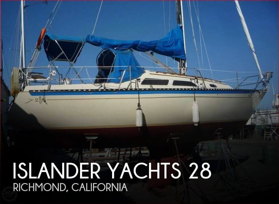 1978 Islander Yachts 28 - Photo #1
