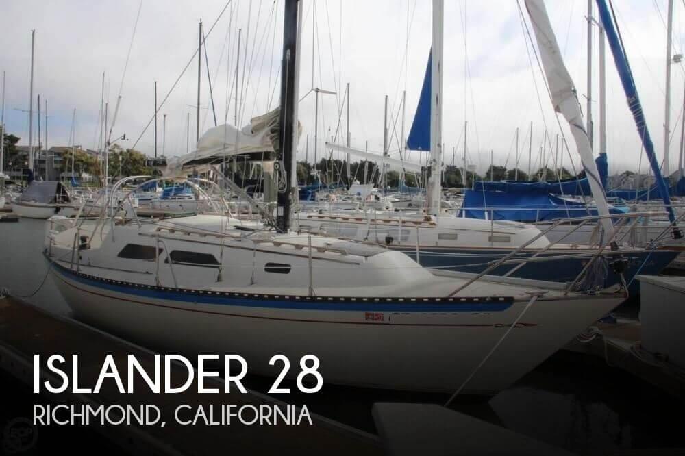 1978 ISLANDER 28 for sale