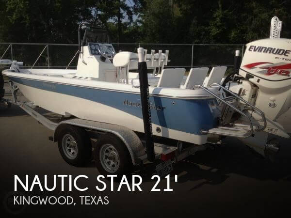 Used Nautic Star Boats For Sale by owner | 2013 Nautic Star 21