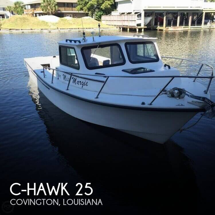 25 Foot Sea Hawk Marine 25