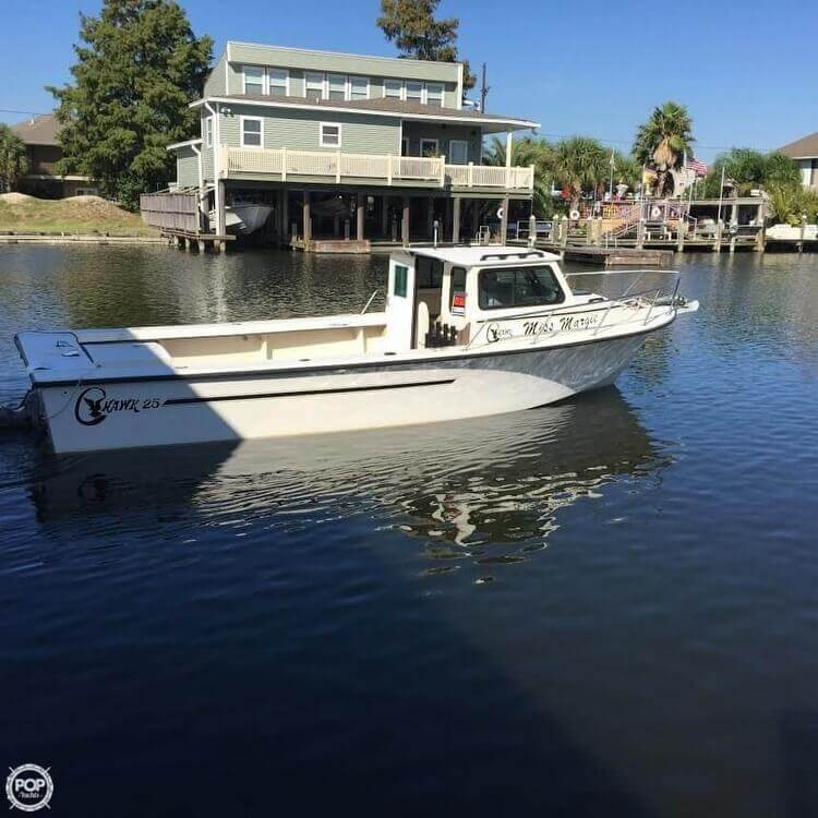 1998 Sea Hawk Marine 25 - Photo #2