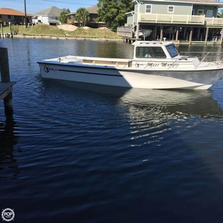 1998 Sea Hawk Marine 25 - Photo #4