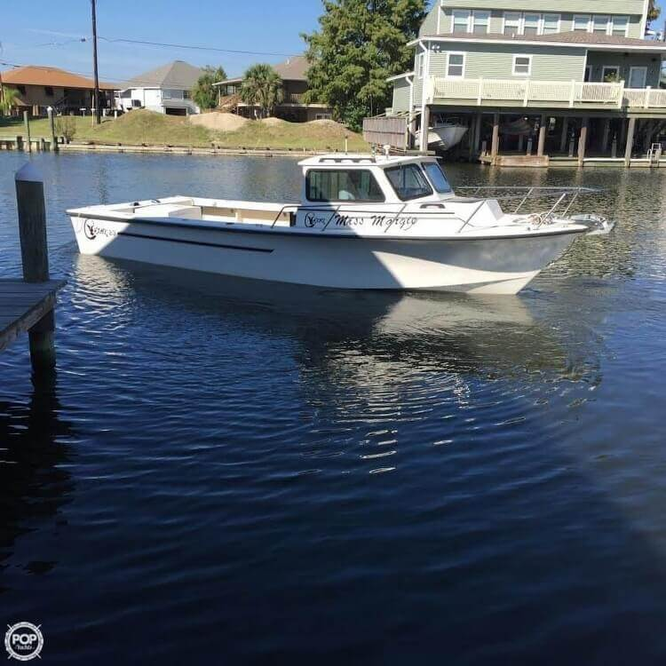 1998 Sea Hawk Marine 25 - Photo #5