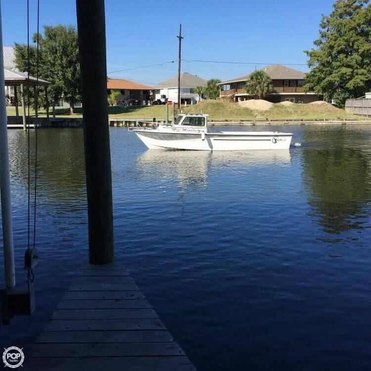 1998 Sea Hawk Marine 25 - Photo #6