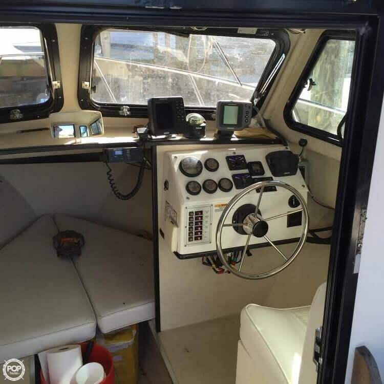 1998 Sea Hawk Marine 25 - Photo #7