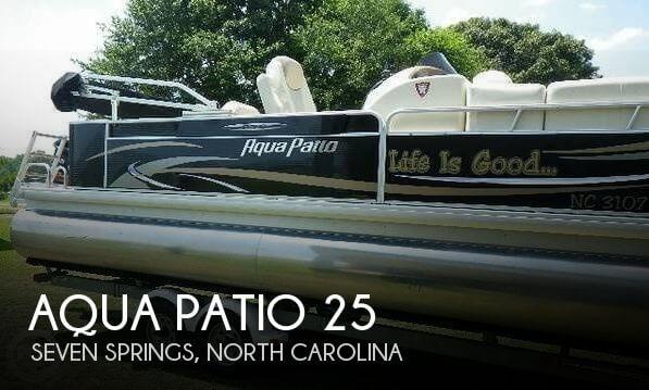 2011 Aqua Patio 25 - Photo #1