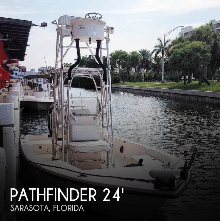 Used Pathfinder Boats For Sale by owner | 2001 Pathfinder 23