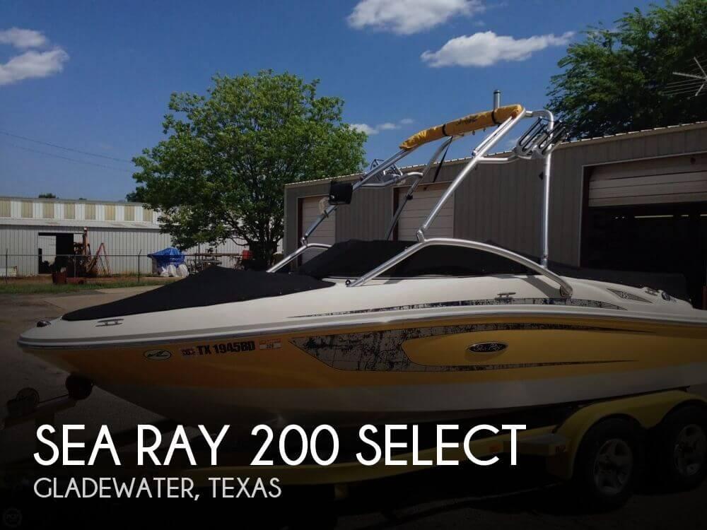 2009 Sea Ray 20 - Photo #1
