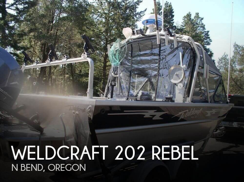 Used Boats For Sale in Oregon by owner | 2012 Weldcraft 22