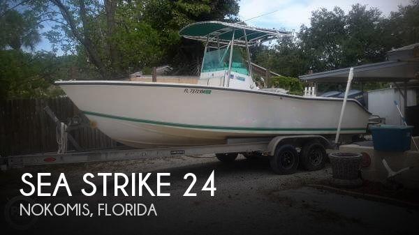 1997 Sea Strike 24 - Photo #1