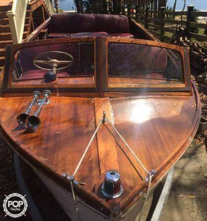 1958 Chris Craft boat for sale, model of the boat is Sea Skiff 18 & Image # 3 of 40