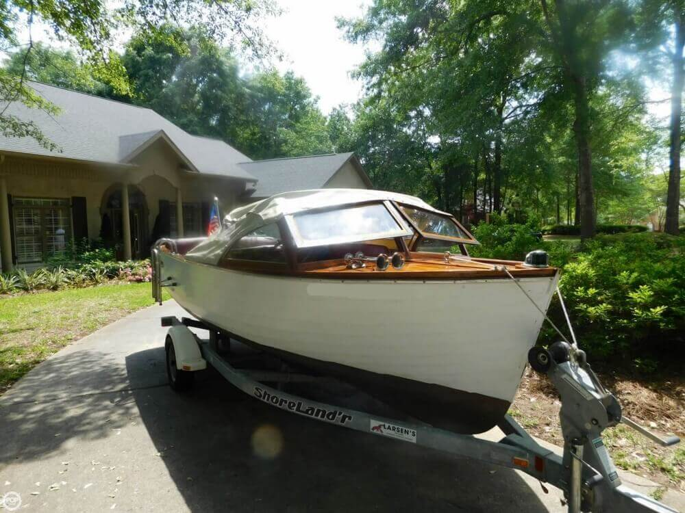 1958 Chris Craft boat for sale, model of the boat is Sea Skiff 18 & Image # 2 of 40