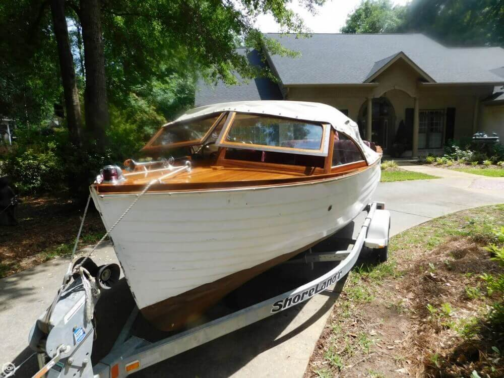 1958 Chris Craft boat for sale, model of the boat is Sea Skiff 18 & Image # 6 of 40