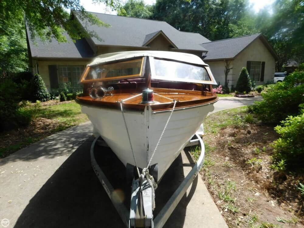 1958 Chris Craft boat for sale, model of the boat is Sea Skiff 18 & Image # 7 of 40