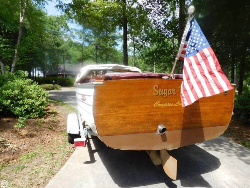 1958 Chris Craft boat for sale, model of the boat is Sea Skiff 18 & Image # 8 of 40