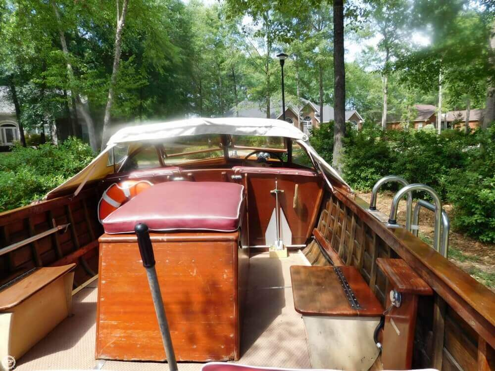1958 Chris Craft boat for sale, model of the boat is Sea Skiff 18 & Image # 10 of 40