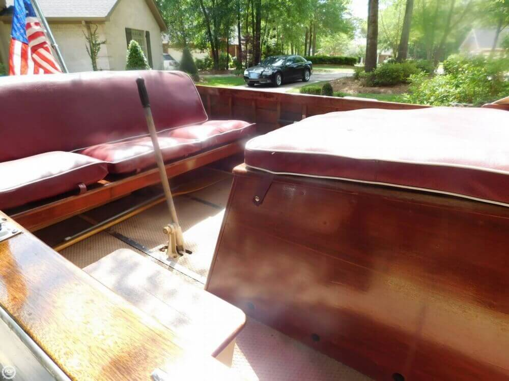 1958 Chris Craft boat for sale, model of the boat is Sea Skiff 18 & Image # 11 of 40