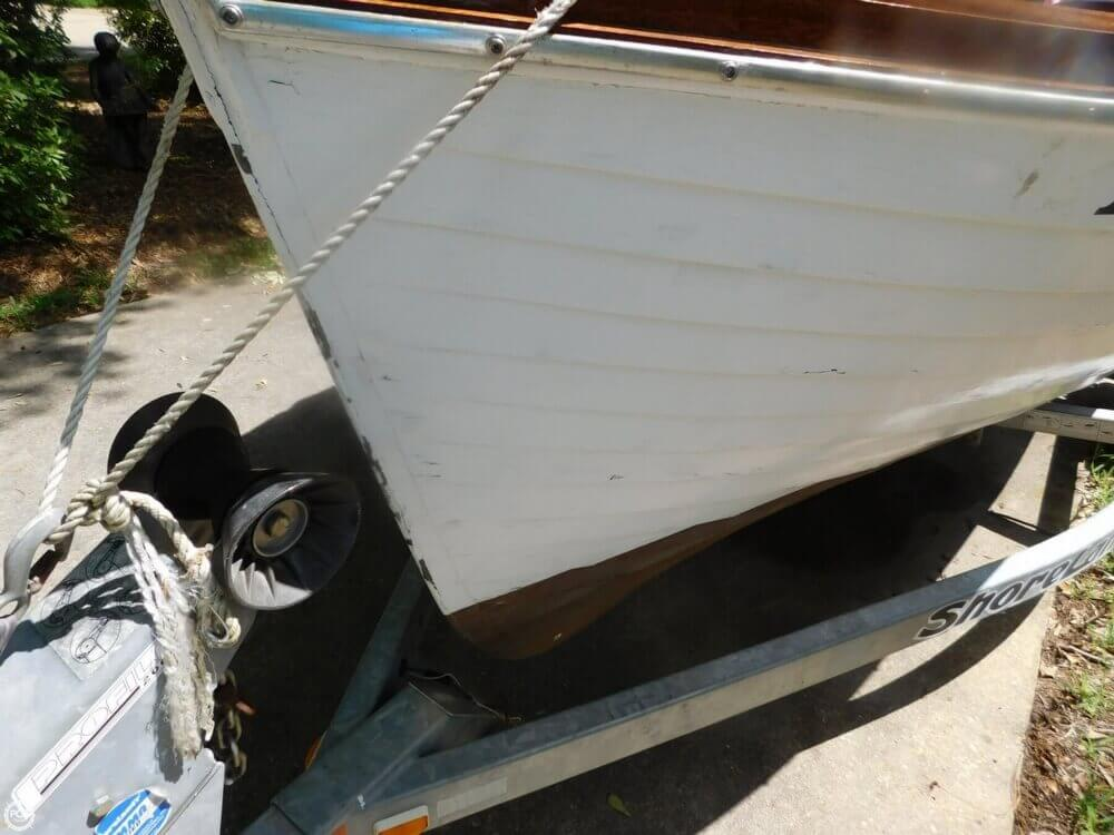 1958 Chris Craft boat for sale, model of the boat is Sea Skiff 18 & Image # 13 of 40